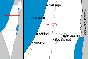 Lod Israel Map File:Map of Lod cs.png   Wikimedia Commons