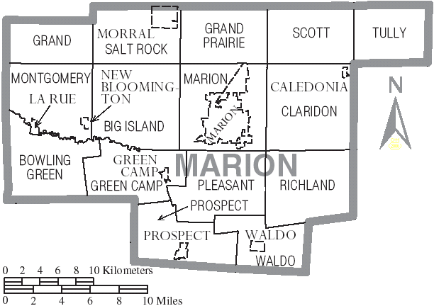 File:Map of Marion County Ohio With Municipal and Township Labels.PNG