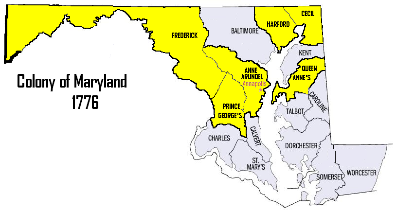 FileMap Of Maryland Counties PGQAFredrickCecilHarford