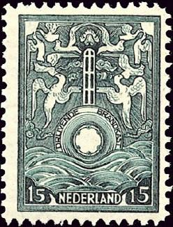 Afbeelding van brandkastzegel