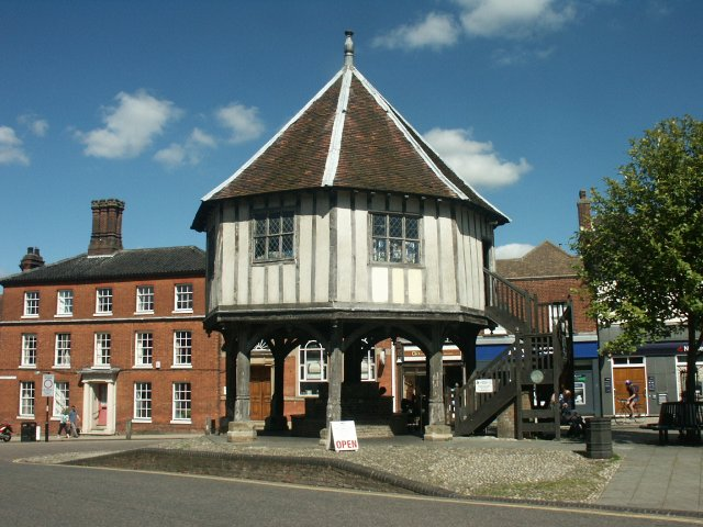 Market Cross, Wymondham - geograph.org.uk - 45268