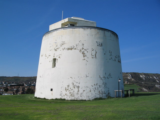 Martello Tower 3 - geograph.org.uk - 356269