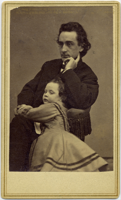 File Mathew B Brady Edwin Booth And His Daughter Edwina