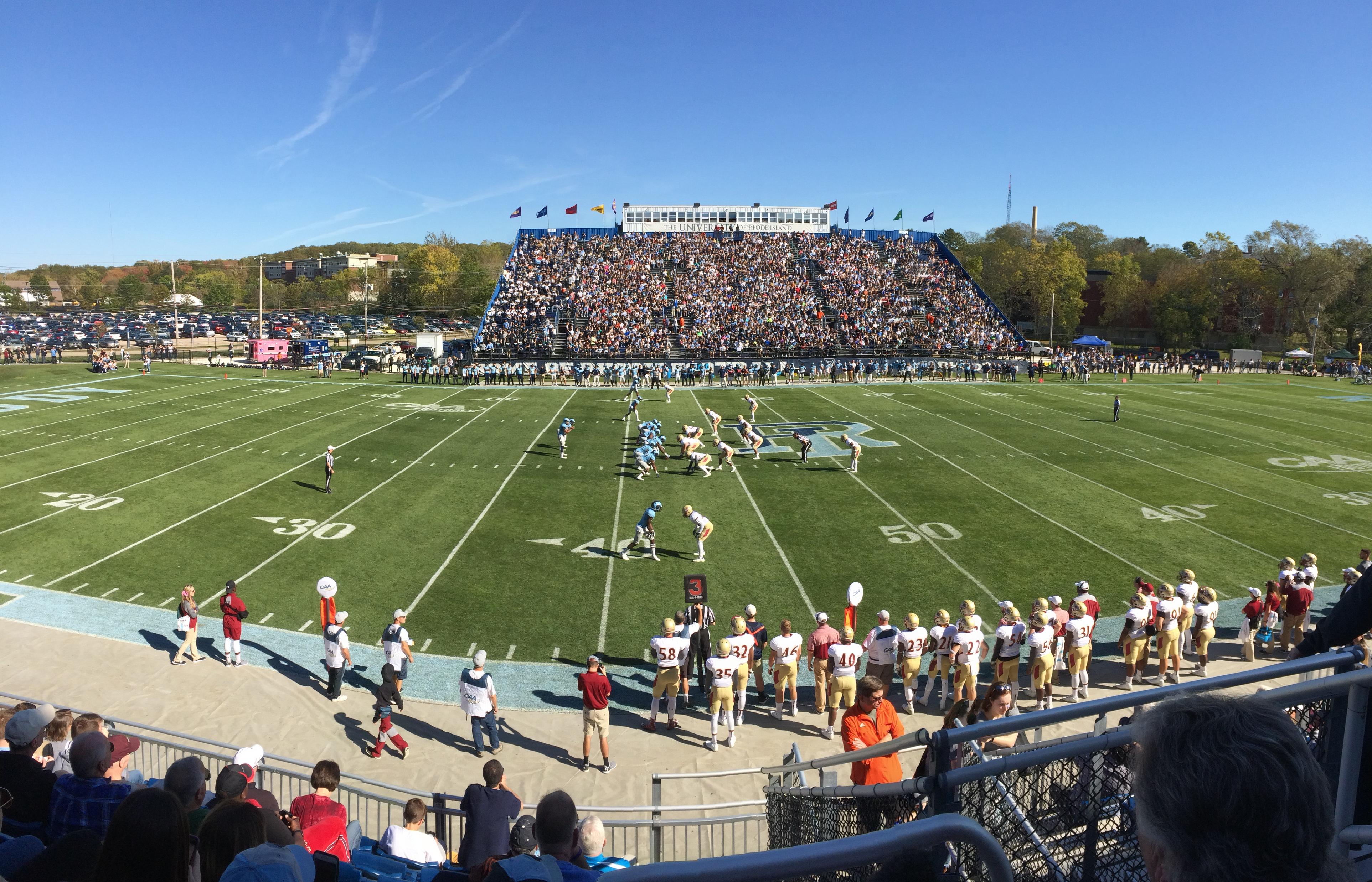 University Of Rhode Island >> Meade Stadium Wikipedia