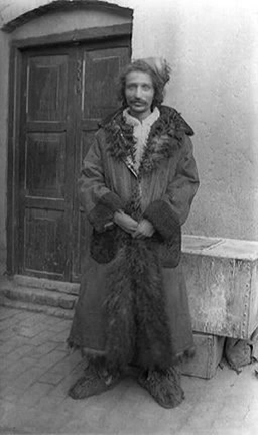 Meher Baba not long after his God-realization