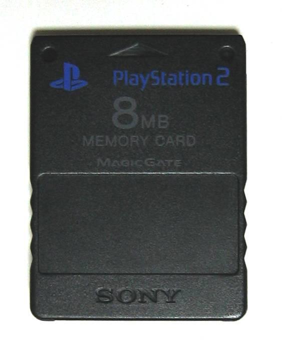Archivo:Memory Card for PlayStation 2.jpg - Wikipedia, la enciclopedia libre