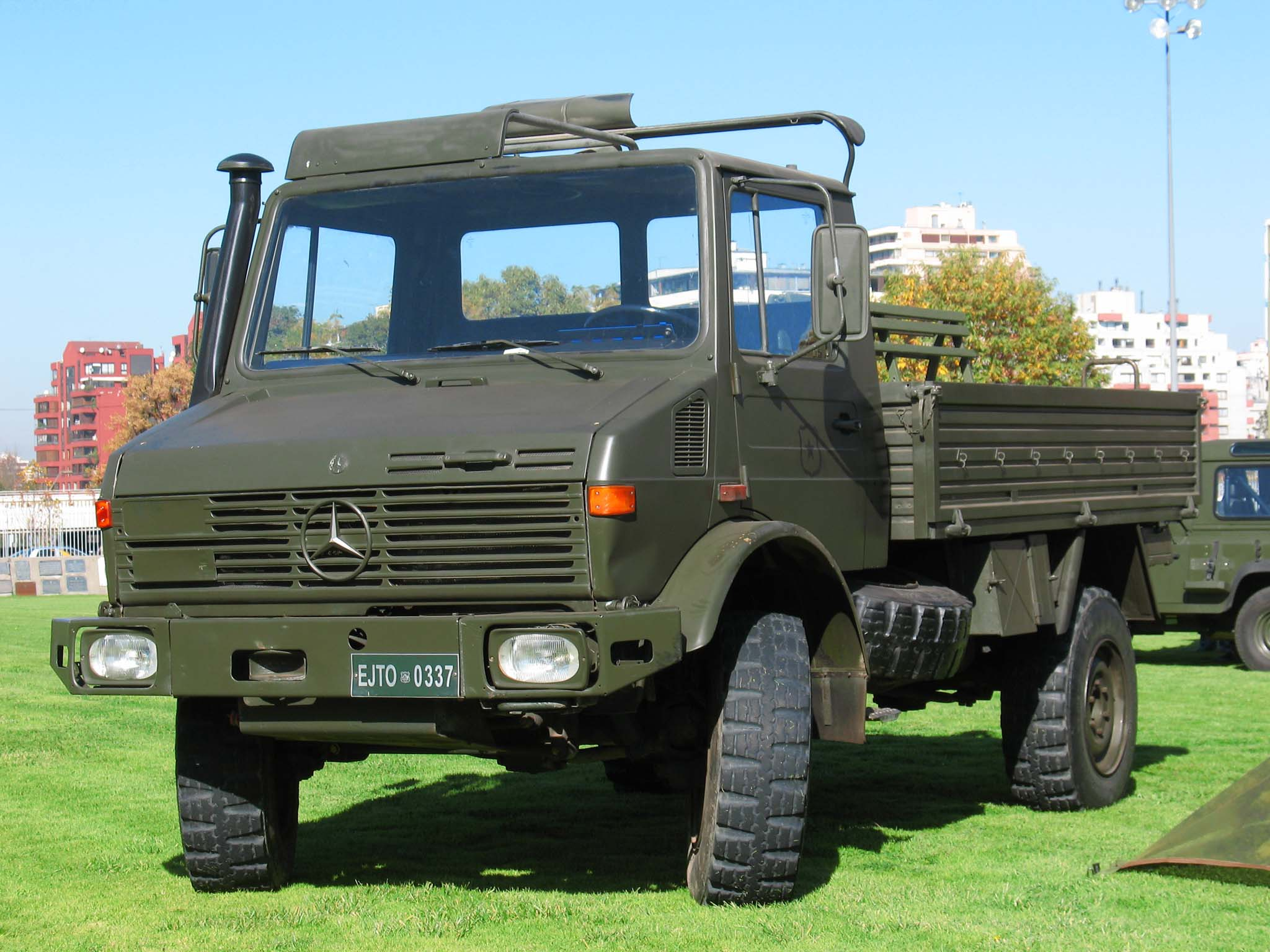 Unimog military wiki fandom powered by wikia for Mercedes benz unimog