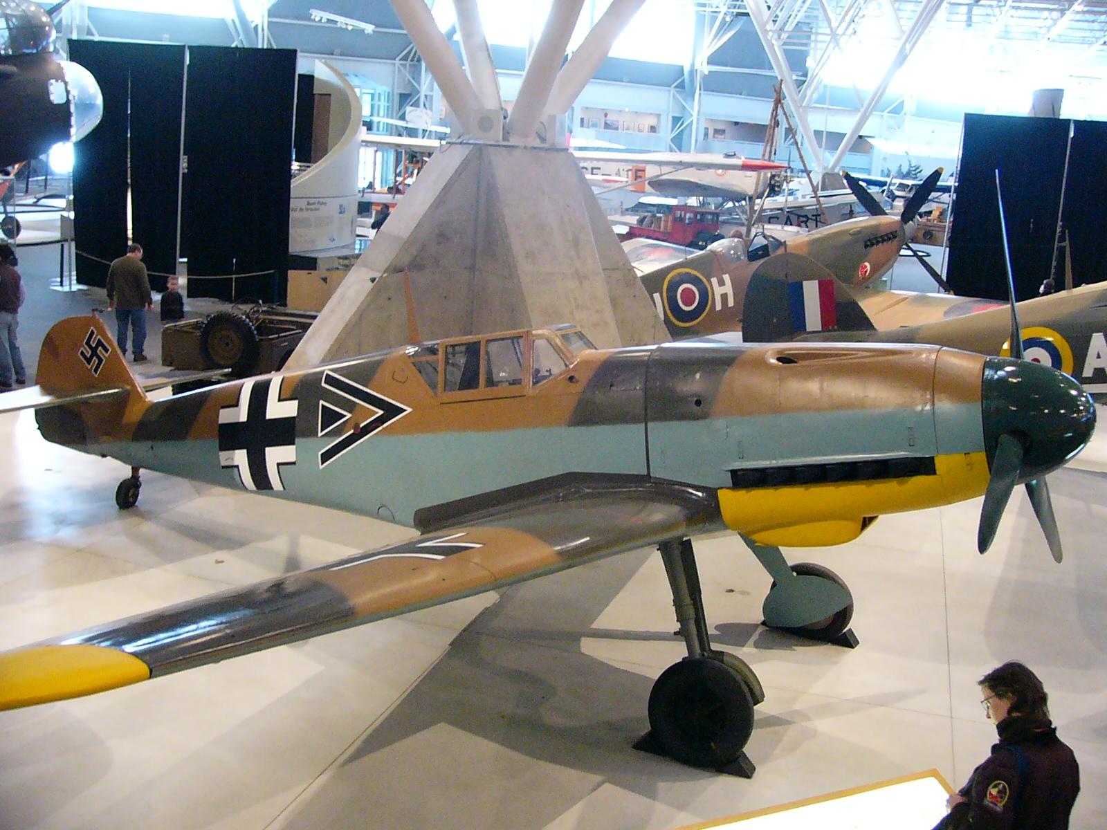 Messerschmitt Bf 109 Variants