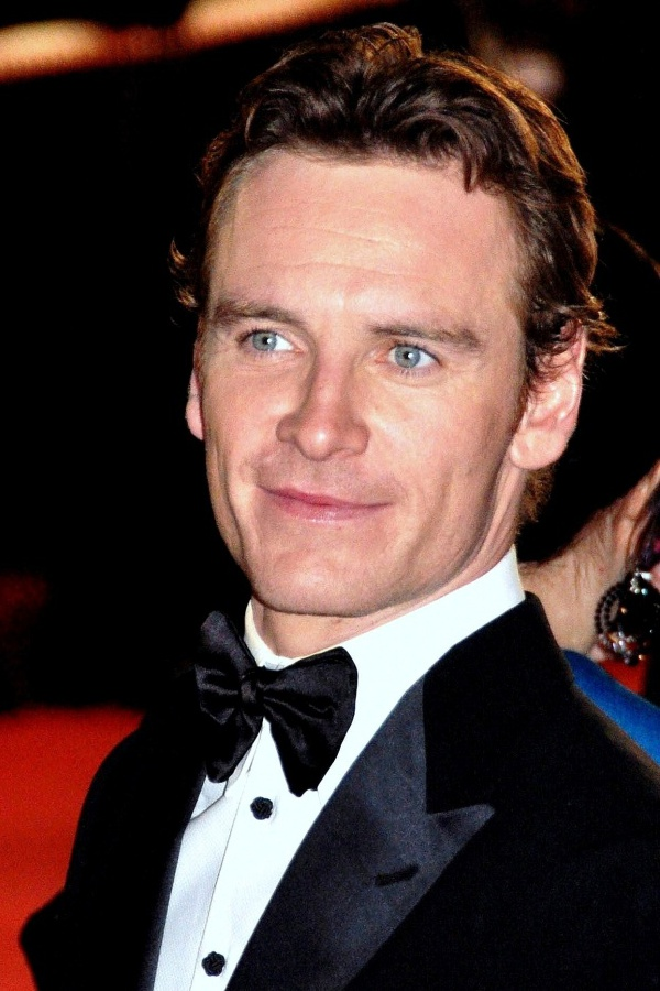 The 40-year old son of father Josef and mother Adele, 183 cm tall Michael Fassbender in 2018 photo