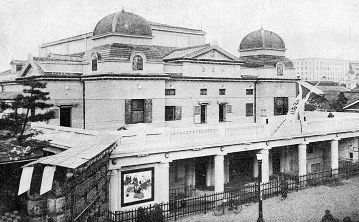 Misono-za Nagoya 1920s