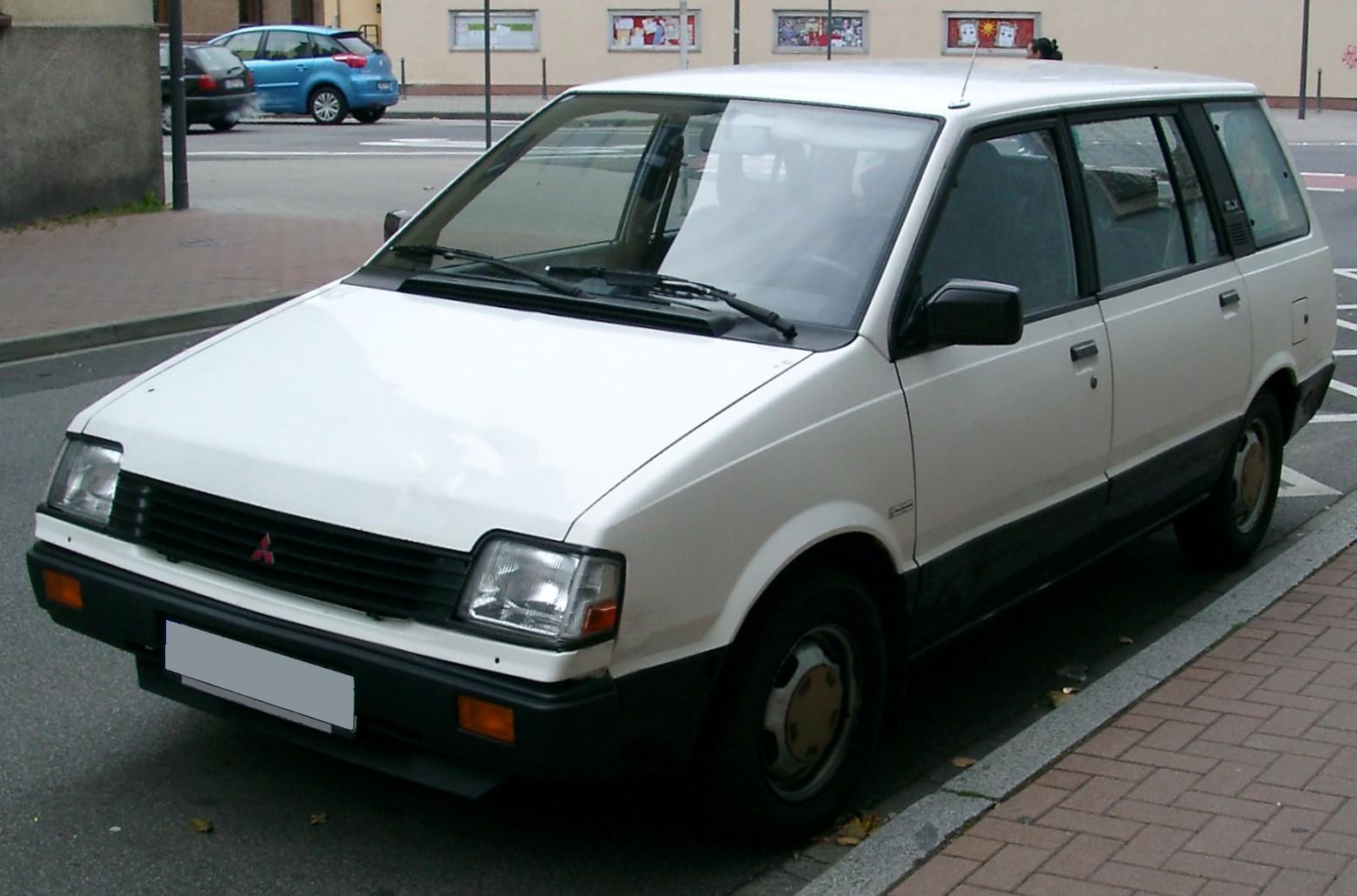 Mitsubishi Space Wagon Wikiwand