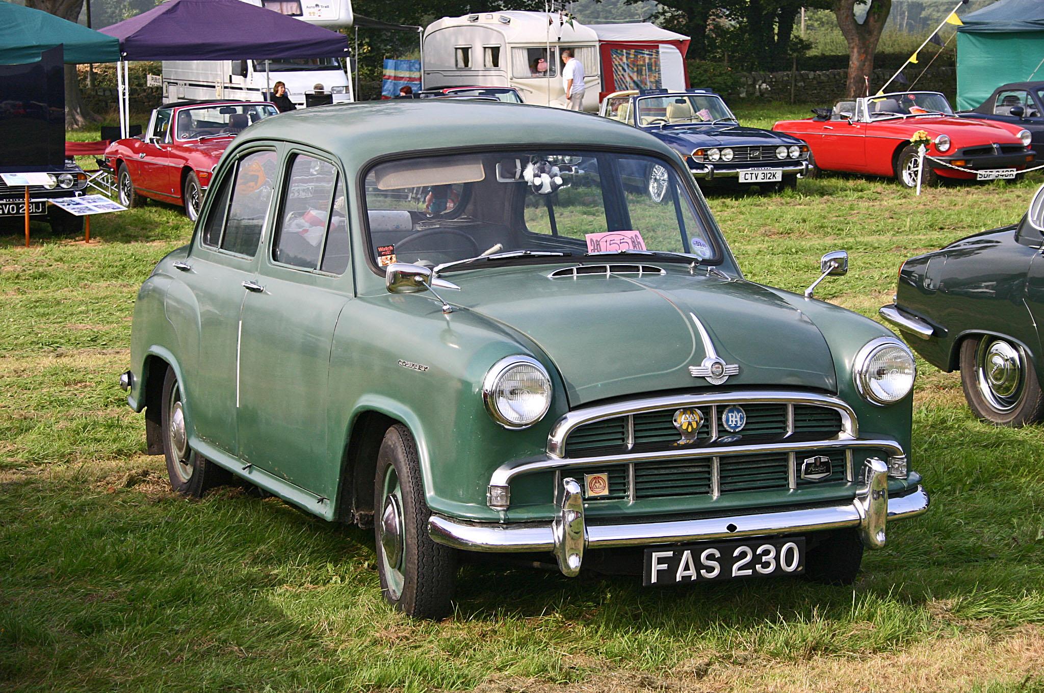 Morris Minor  Car Cover