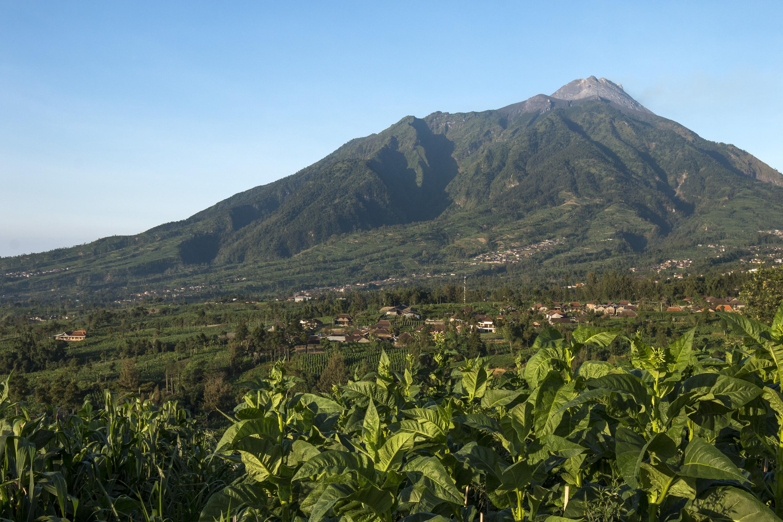 Indonesia Mountain List