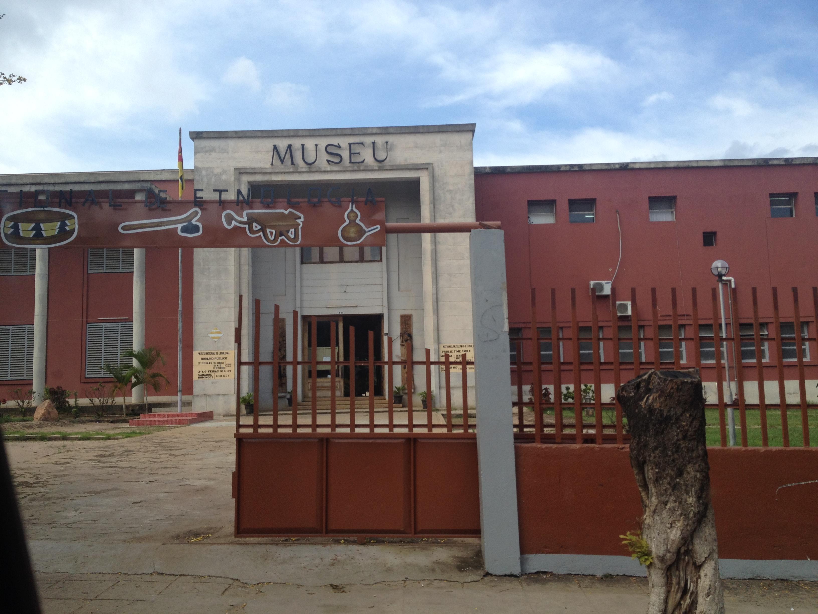 Museu Nacional de Etnografia de Nampula