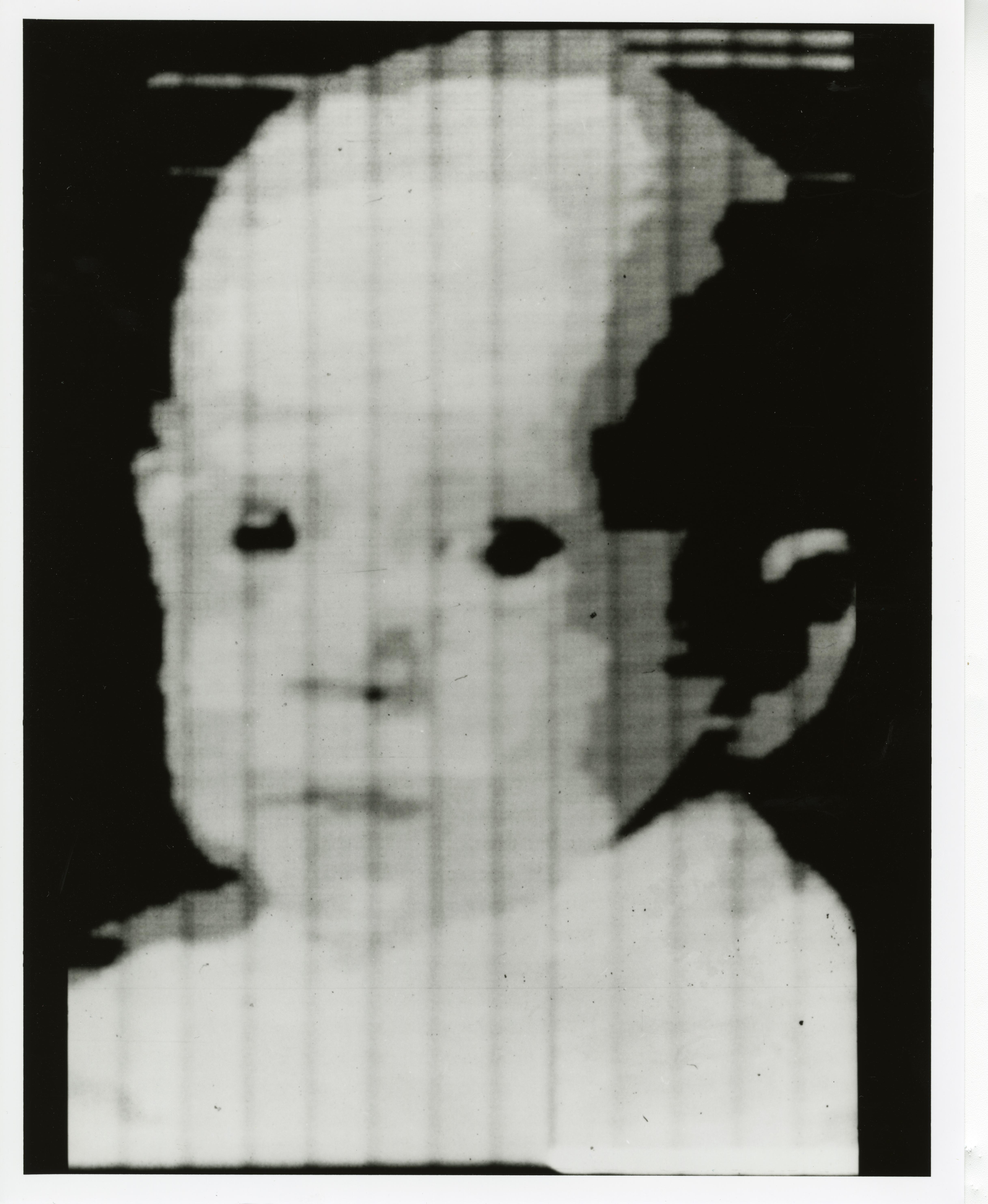 Russell Kirsch's Son