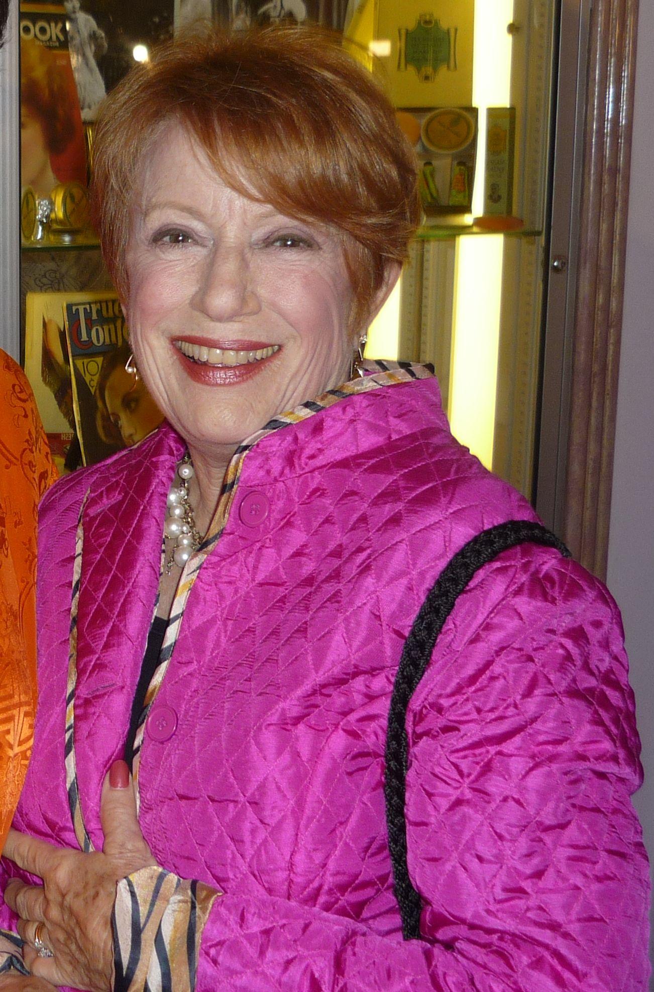 Watch Nancy Dussault video