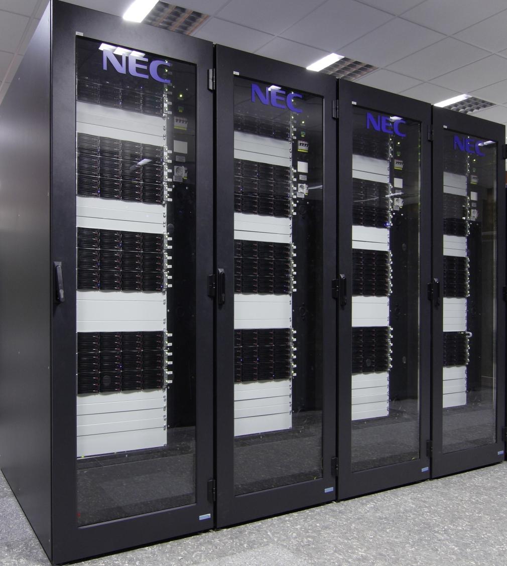 Mainframe Computer Definition English: Fencing (computing)