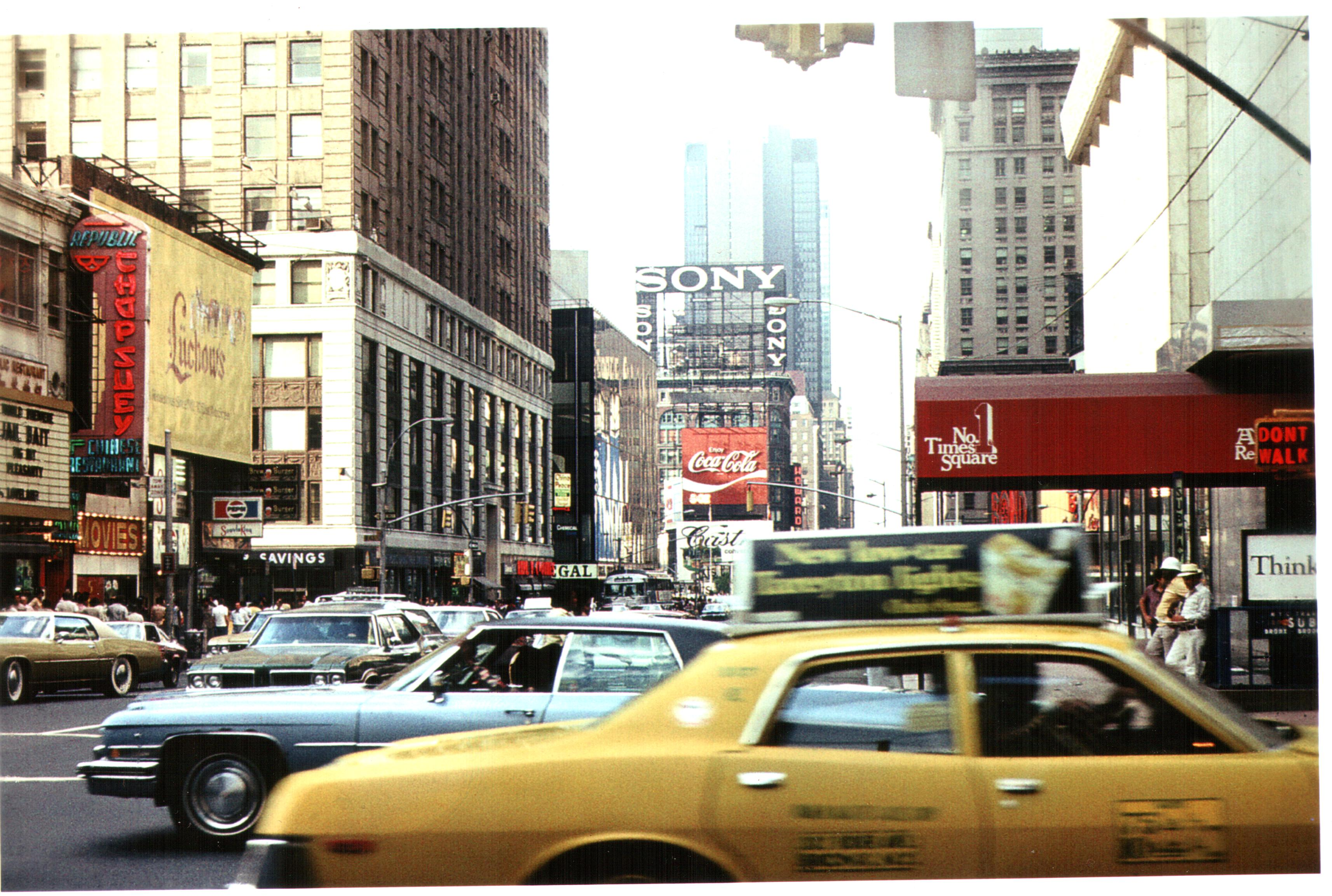 Life in New York 1977 – Archive Footage