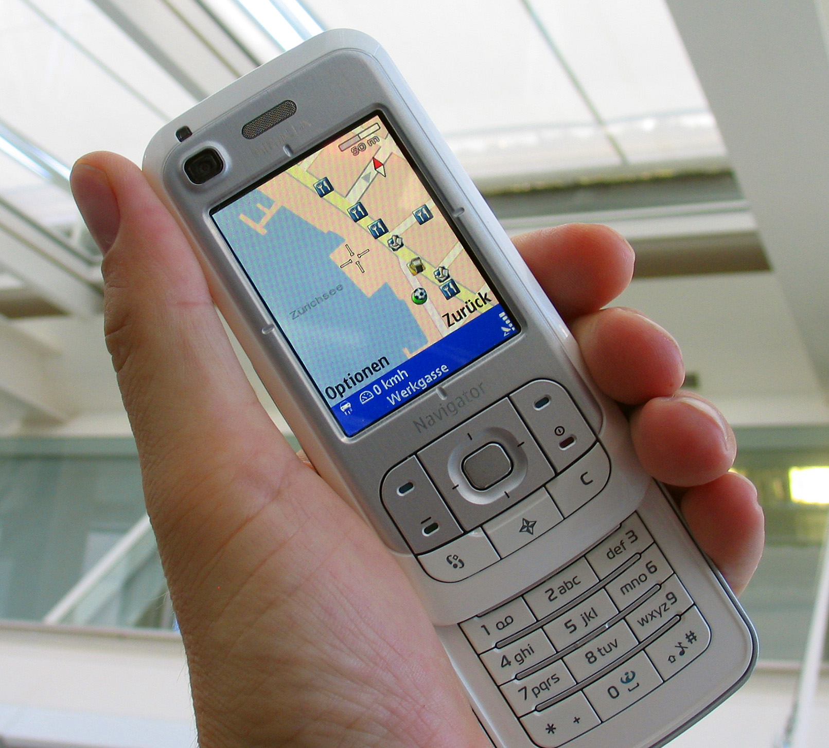 nokia e71 map loader download