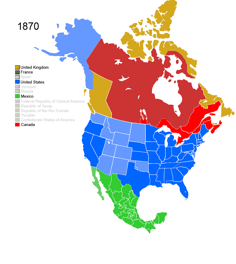 North America Natural Resources Map: United States And Canada Natural Resources Map At Usa Maps