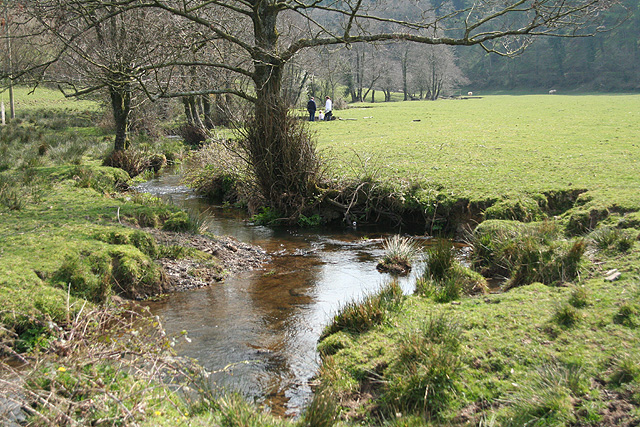 North Molton, below Stony Bridge - geograph.org.uk - 397947