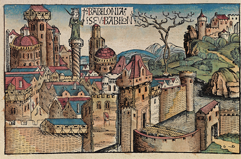 Nuremberg chronicles - f 24v