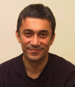 Nuri Bilge Ceylan, winner of the 2014 Palme d'Or