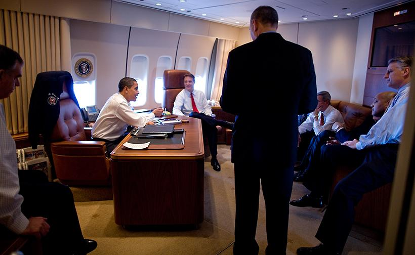 US Air Force - USAFObama Air Force One Interior