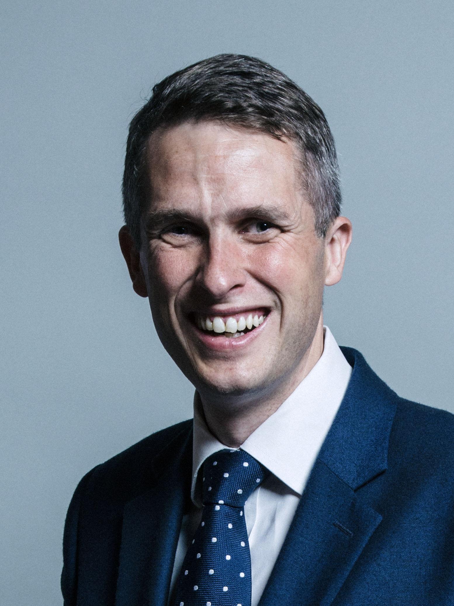 Gavin Williamson - Wikipedia