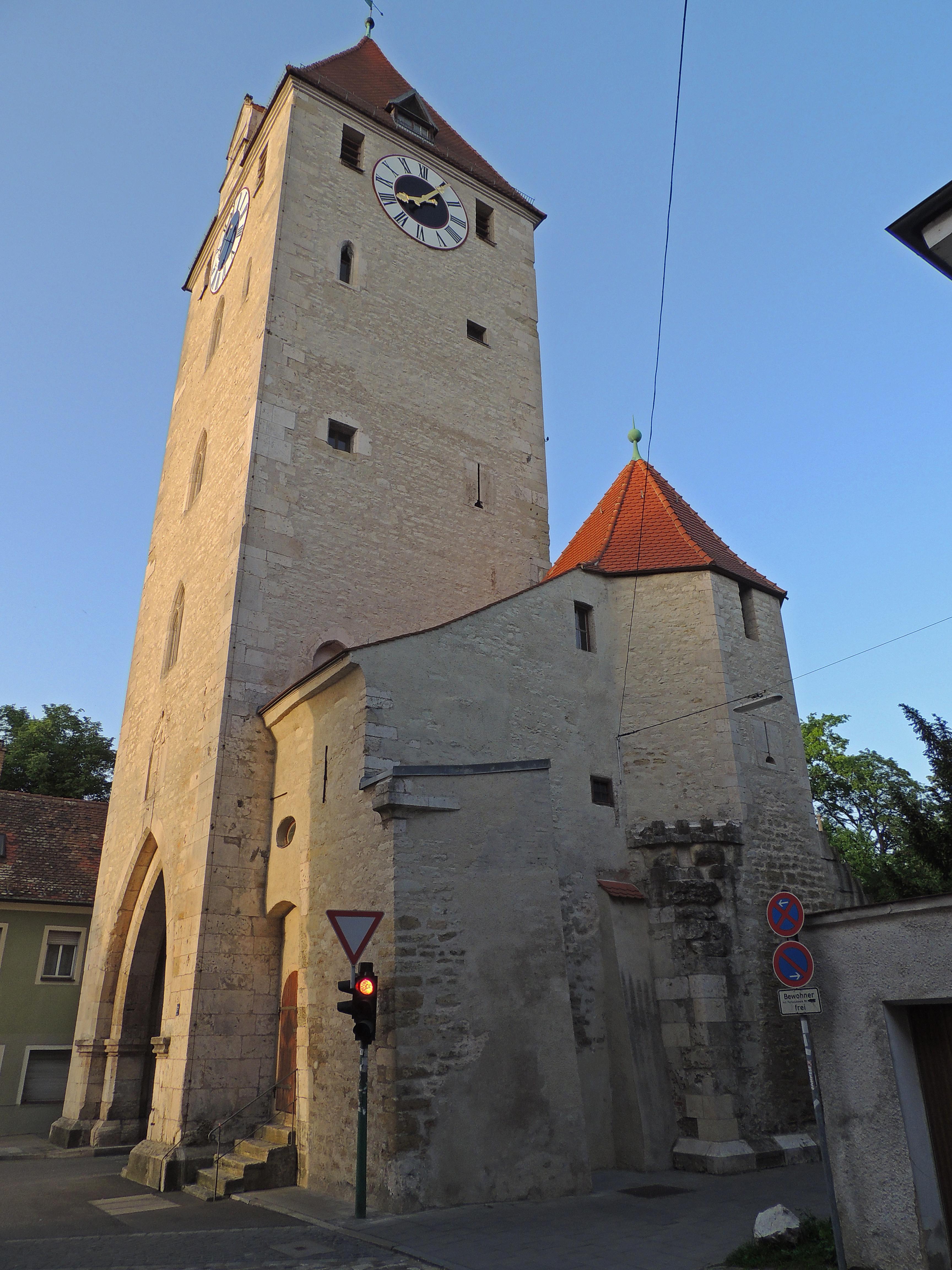 Ostengasse Regensburg