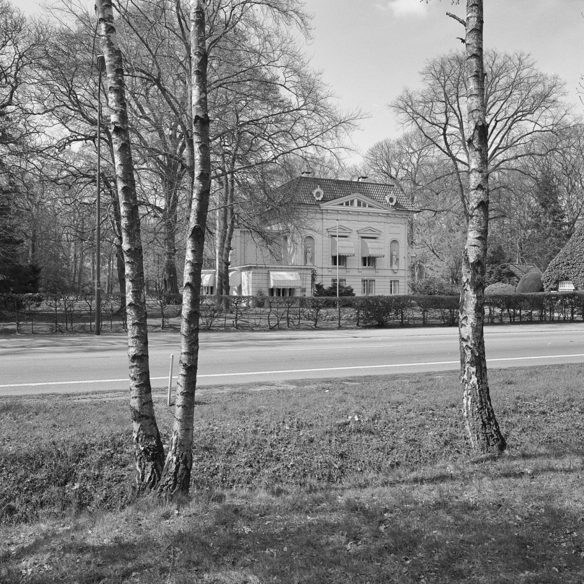 Landhuis treeswyk in waalre monument for Engelse tuin 1 waalre