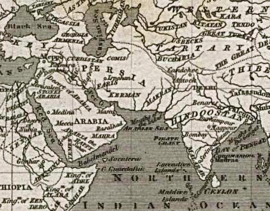 خلیج فارس یا خلیج....؟ دعوا بر سر چیست؟