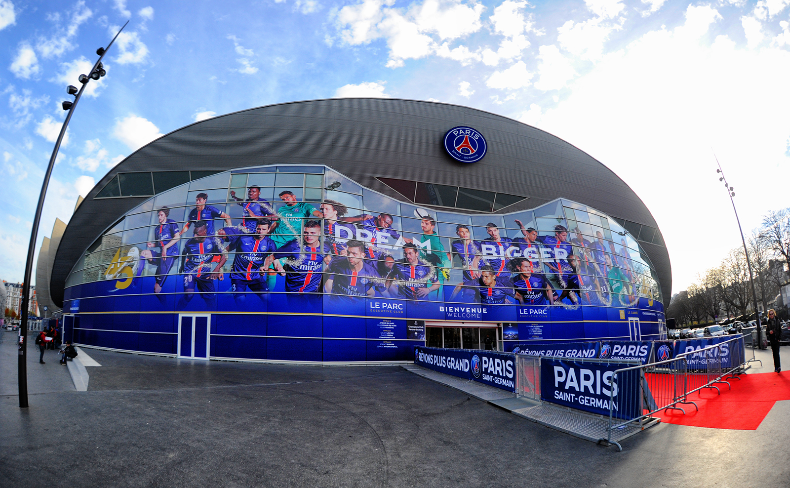 File paris parc des princes wikimedia for Porte 0 parc des princes