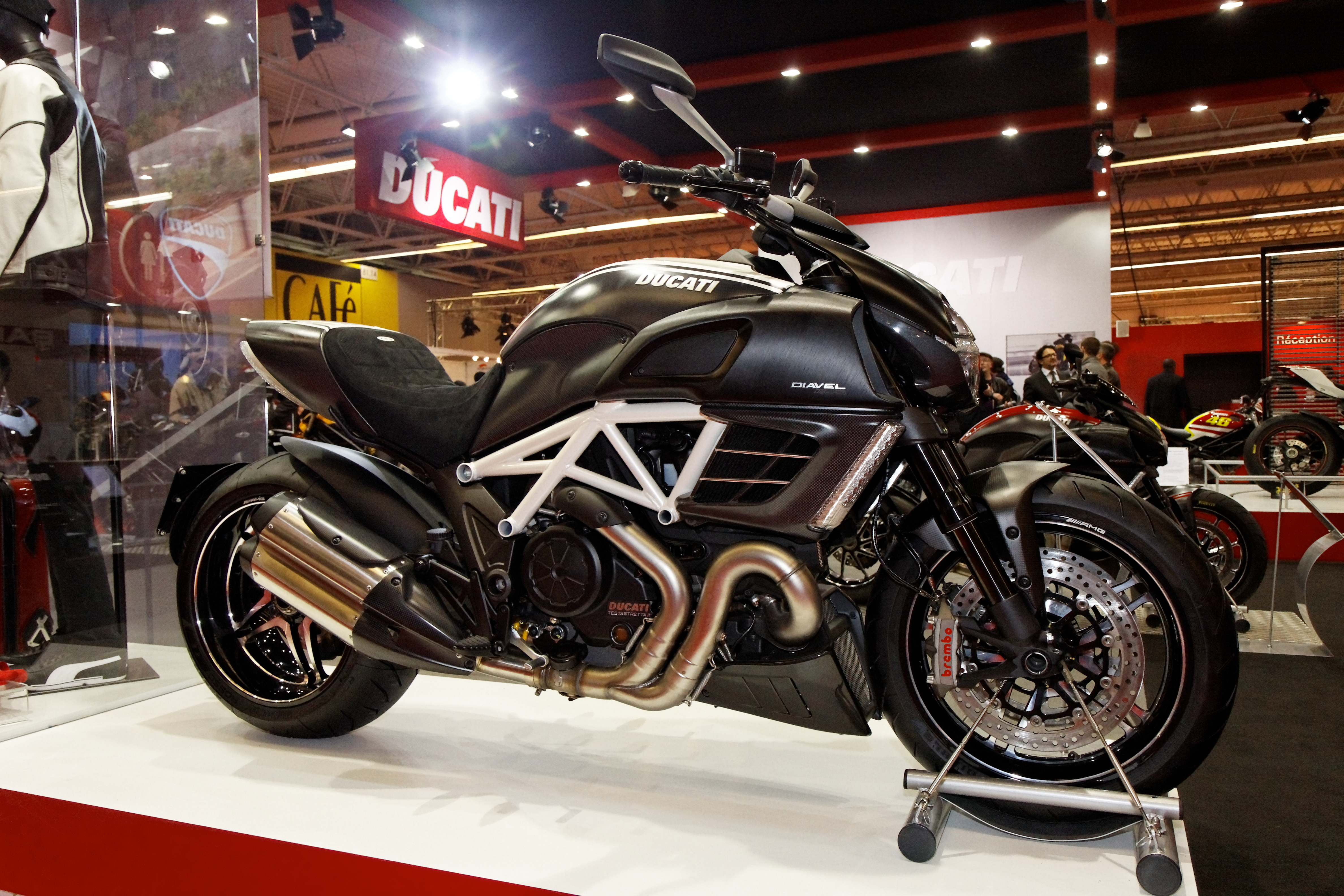 ducati diavel wikiwand. Black Bedroom Furniture Sets. Home Design Ideas