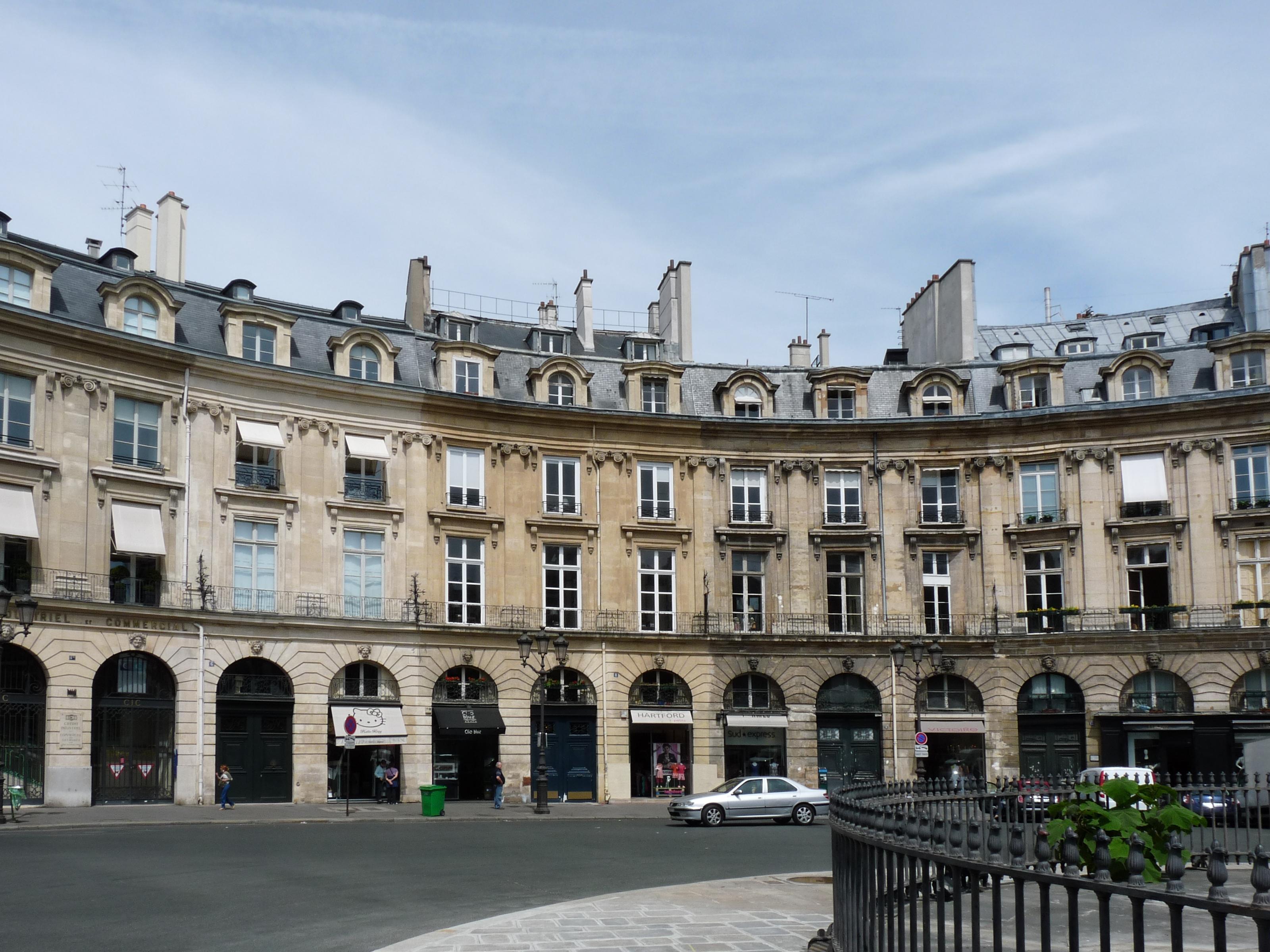 File paris place des victoire 4bis wikimedia commons - Place des victoires metro ...