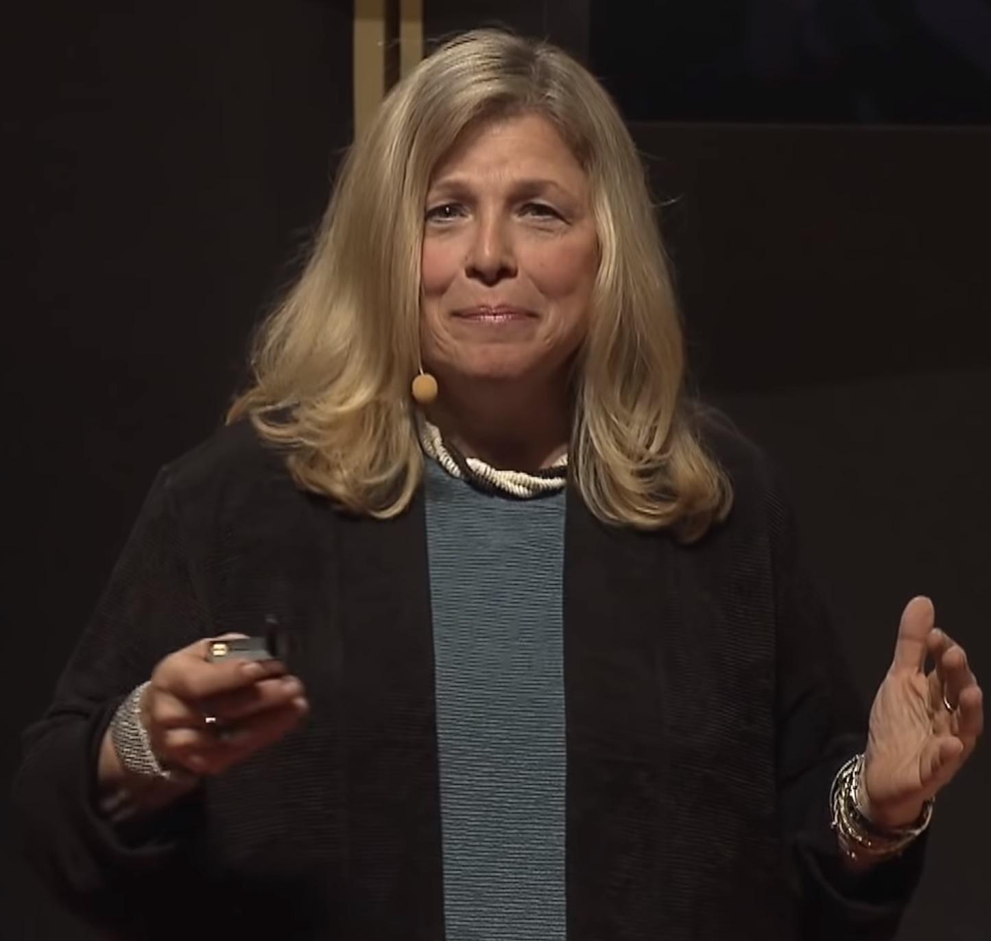 """Schwartz speaks at TEDx Rainier on """"The Next Sexual Revolution"""" in 2011"""