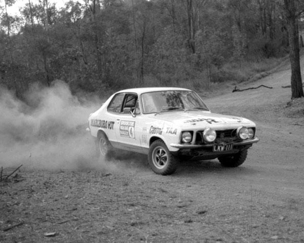 1973 Australian Rally Championship Wikipedia