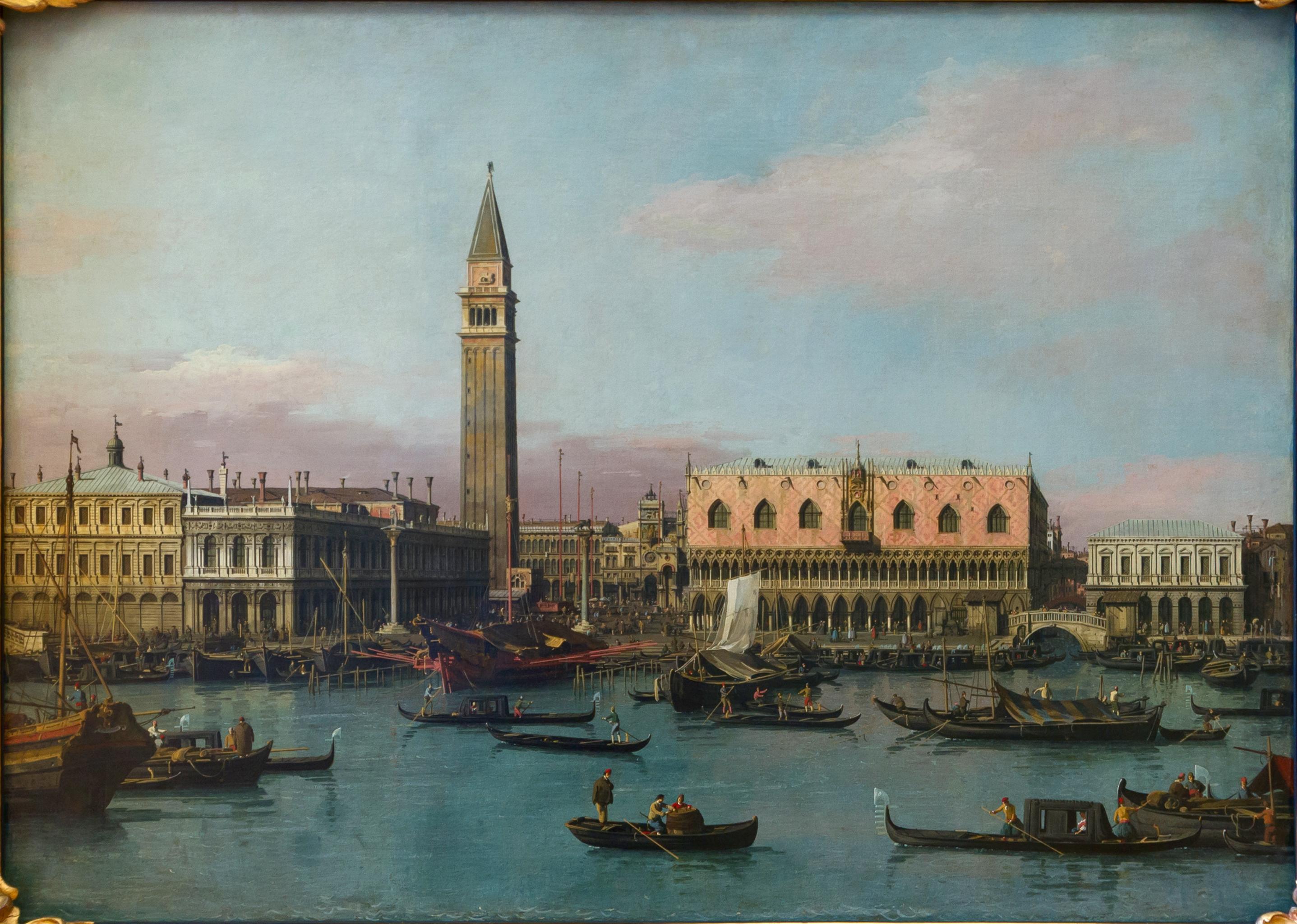 Venetian Empire Buildings