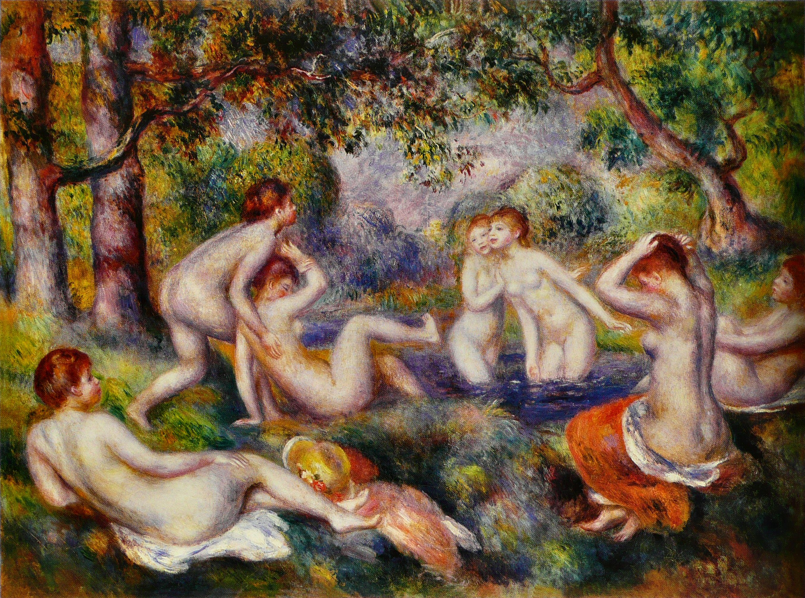 Christa Theret Nude Scene In Renoir Picture