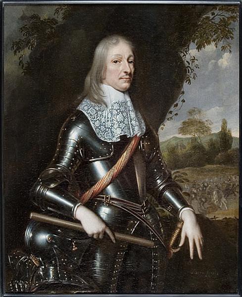 Pieter Nason Wilhelm Friedrich (Nassau-Dietz) Governor of Frisia 1664