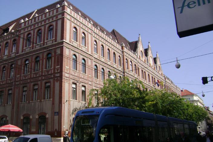 General Post Office Zagreb Wikipedia