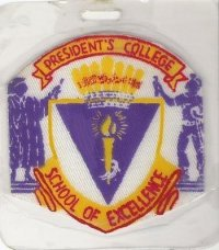 Presidents College (Guyana) Public, boarding school in Golden Grove, East Coast Demerara Country Guyana Motto= strive for excellence