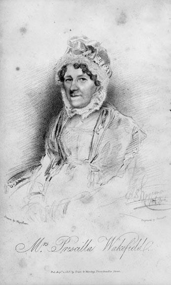 Priscilla Wakefield.