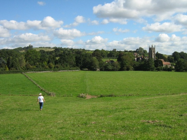Publow, Chew Valley - geograph.org.uk - 234992