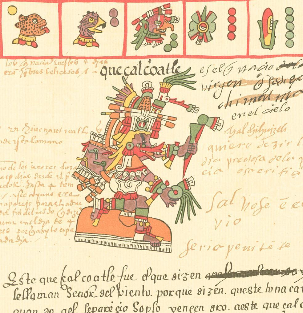 克查爾特/Querzal Coatl(劇中稱法)、Quetzalcohuātl/ケツァルトル(劇中稱法)、ケツァルコアトル