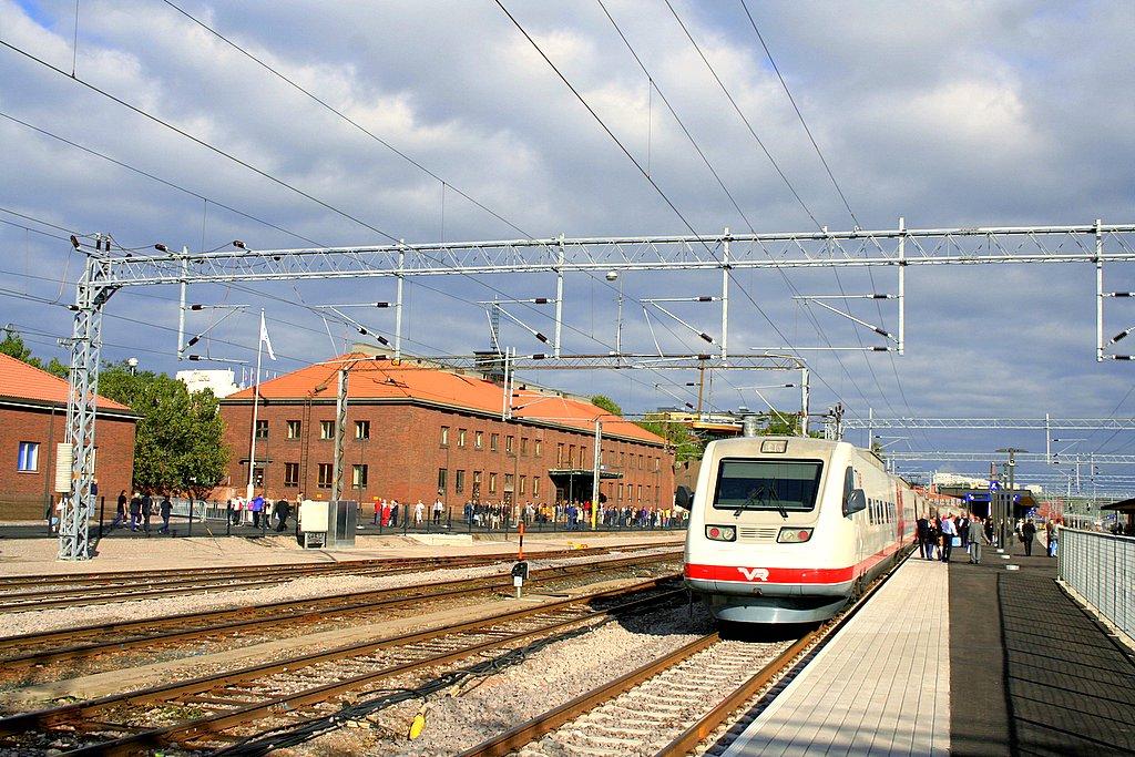 Helsinki Kerava Juna