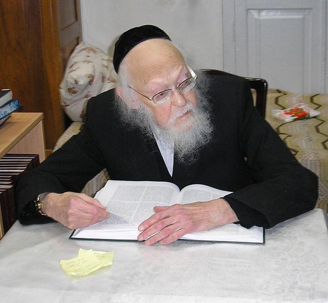 Calendar April Of : Yosef shalom eliashiv wikipedia