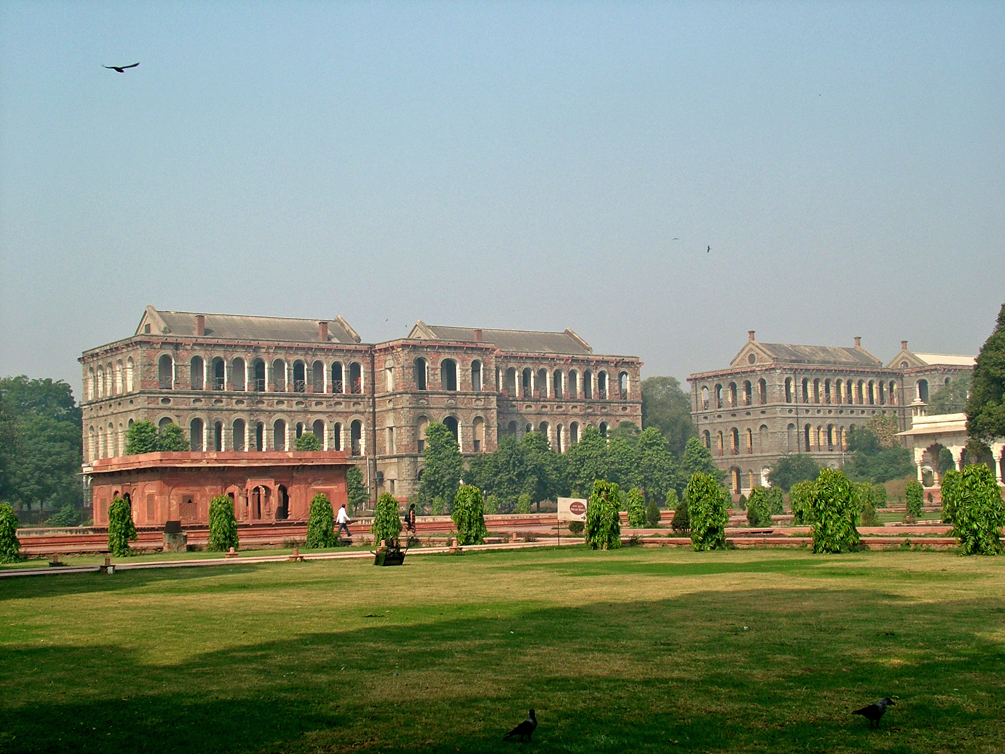 Red Fort  Wikipedia the free encyclopedia