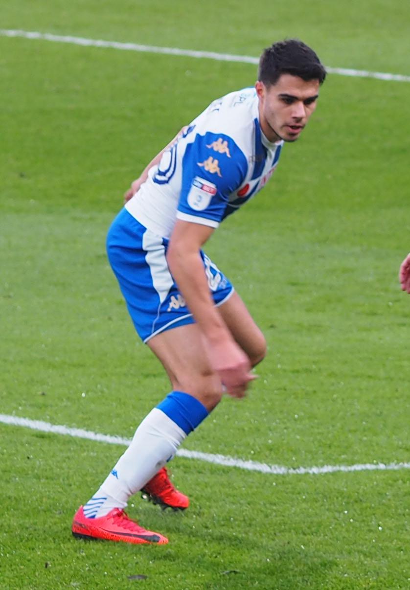 Reece James Footballer Born 1993
