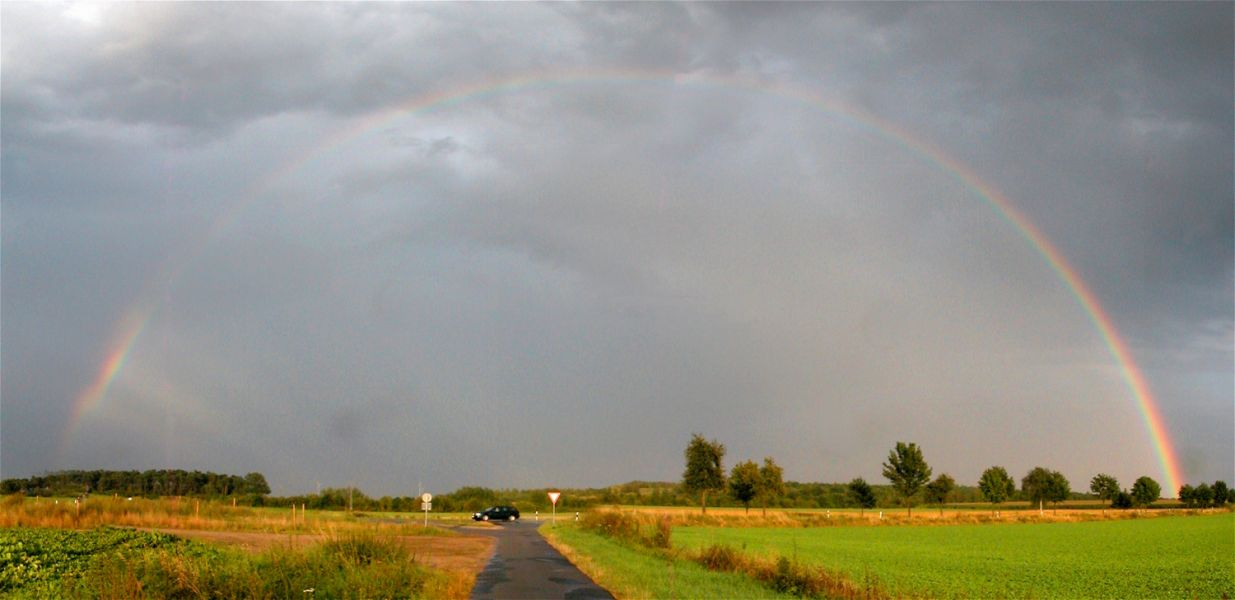 Regenbogen gesamt